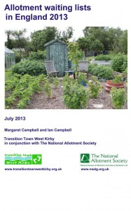 allotment waiting list